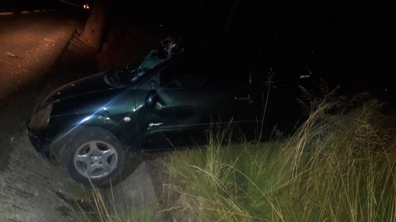 Ponen a disposición vehículo abandonado en Tetla