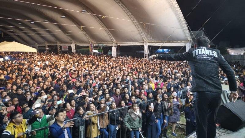 Con un éxito total concluye la Feria Tetla 2019